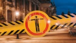 Kijárási tilalom és zavargások Hollandiában