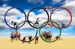 Holland olimpiai érem-, és pénzeső