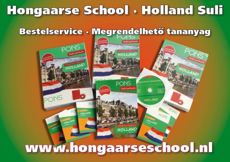 Holland nyelvtanulás - segédletek a holland nyelv ...